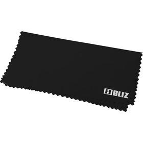 Bliz Hybrid M12 Glasses rubber black/shiny silver/smoke with red multi